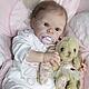 Куклы-младенцы и reborn ручной работы. Кукла реборн Джилл.. Мастерская 'Дочки и сыночки', Ирина. Интернет-магазин Ярмарка Мастеров.