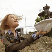 Куклы и игрушки ручной работы. Ярмарка Мастеров - ручная работа Студенческий стройотряд - энергии юной наряд!. Handmade.