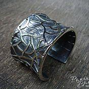 Украшения ручной работы. Ярмарка Мастеров - ручная работа Браслет из серебра. Handmade.