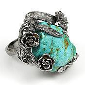 Украшения handmade. Livemaster - original item Exclusive handmade ring