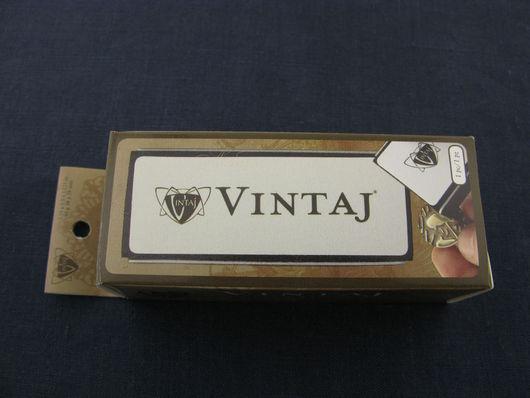 Блок для полировки и шлифовки металлической фурнитуры Vintaj (США)