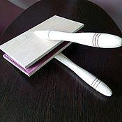 Материалы для творчества handmade. Livemaster - original item Cardoons: Chesky Needlewoman. Handmade.