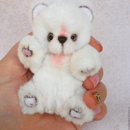 Мишки Тедди ручной работы. Ярмарка Мастеров - ручная работа. Купить Мишка. Handmade. Мишка тедди, интерьерная кукла, медвежонок