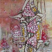 Картины и панно ручной работы. Ярмарка Мастеров - ручная работа Botanical. Handmade.