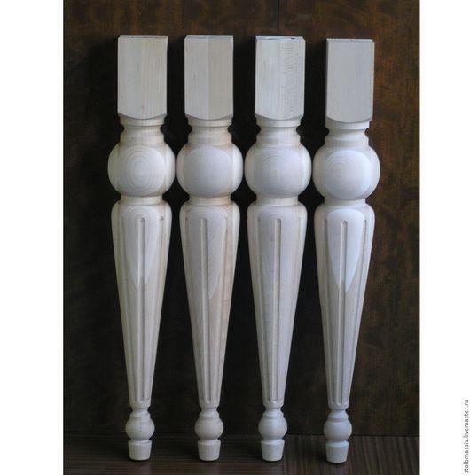 Мебель ручной работы. Ярмарка Мастеров - ручная работа. Купить ножка для стола. Handmade. Ножки для стола, заготовки из массива