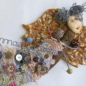 Куклы и игрушки ручной работы. Ярмарка Мастеров - ручная работа Эффект бабушки. Handmade.