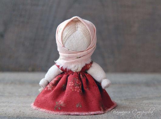 Народные куклы ручной работы. Ярмарка Мастеров - ручная работа. Купить Куколка на счастье. Handmade. Куколка на счастье, русский стиль