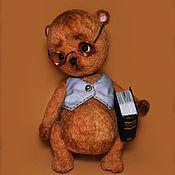 Куклы и игрушки ручной работы. Ярмарка Мастеров - ручная работа Мишка тедди Сёма. Handmade.