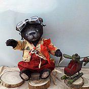 Куклы и игрушки ручной работы. Ярмарка Мастеров - ручная работа Летчик Темочка. Handmade.