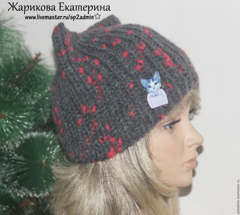 Женщина и кошка зима картинки