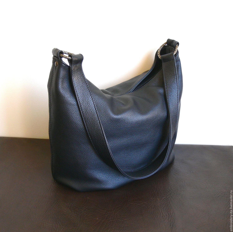 f69dbf24e45b Сумка кожаная женская черная мод. 020.1 – купить в интернет-магазине ...