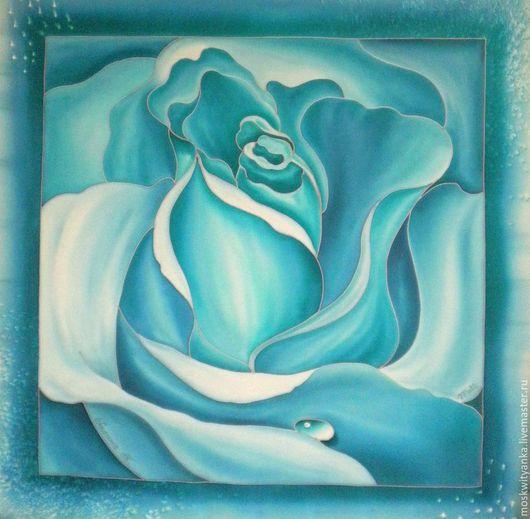 Очаровательный шейный платочек для романтической натуры!