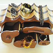 Для дома и интерьера ручной работы. Ярмарка Мастеров - ручная работа Мини-комодик ёжик. Handmade.
