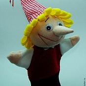 Куклы и игрушки ручной работы. Ярмарка Мастеров - ручная работа Сказка Буратино. Handmade.