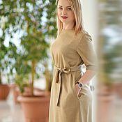 Одежда handmade. Livemaster - original item Romantic dress with lace