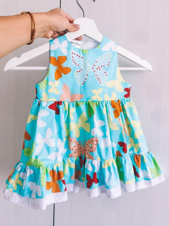 Платье для девочки, , Новосибирск,  Фото №1