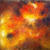 Картины и панно handmade. Livemaster - original item Painting with pastels - deep in space 2. Handmade.