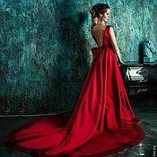 Дизайн и реклама ручной работы. Ярмарка Мастеров - ручная работа Фотосессия со стилистом в красивом платье. Handmade.