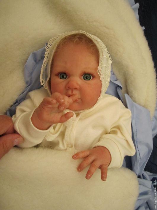 Куклы-младенцы и reborn ручной работы. Ярмарка Мастеров - ручная работа. Купить Кукла реборн Павлушка-3. Handmade.