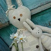 Куклы и игрушки ручной работы. Ярмарка Мастеров - ручная работа Заяц!. Handmade.