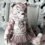 """Куклы и игрушки ручной работы. Ярмарка Мастеров - ручная работа Мишка """"Сильвия"""". Handmade."""
