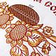 Хлебосольный рушник Размер: 40 x 160 см. Дополнительная вышивка имен и даты свадьбы +250 руб.