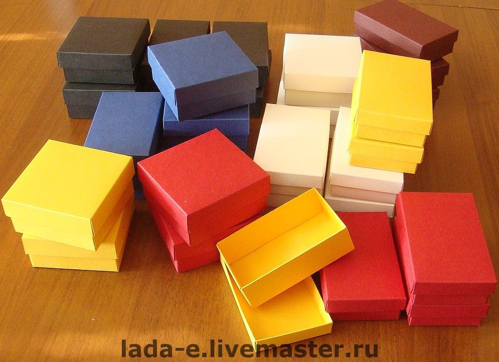 Gift box No. №3, Packing box, Moscow,  Фото №1