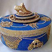 Для дома и интерьера handmade. Livemaster - original item Big box