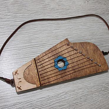 Сувениры и подарки ручной работы. Ярмарка Мастеров - ручная работа Гусли. Handmade.