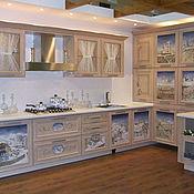 Для дома и интерьера ручной работы. Ярмарка Мастеров - ручная работа роспись кухни. Handmade.