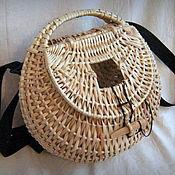 Для дома и интерьера ручной работы. Ярмарка Мастеров - ручная работа Корзинка-сумка рыболова. Handmade.