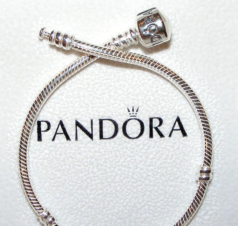 Пандора браслеты основа серебро