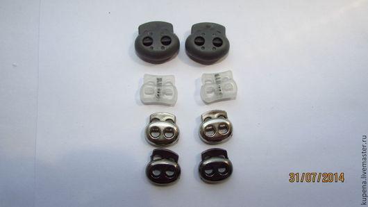Сверху вниз: серый, бесцветный, никель, черный никель