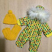 Одежда для кукол ручной работы. Ярмарка Мастеров - ручная работа Комбинезон для беби бон, анабель. Handmade.