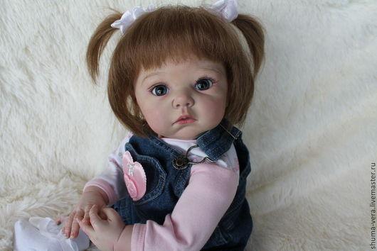 Куклы-младенцы и reborn ручной работы. Ярмарка Мастеров - ручная работа. Купить кукла реборн Лола 2. Handmade.