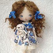 Куклы и игрушки ручной работы. Ярмарка Мастеров - ручная работа Кукла малышка Машенька. Handmade.