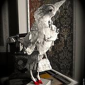 Для дома и интерьера ручной работы. Ярмарка Мастеров - ручная работа белая ворона. Handmade.
