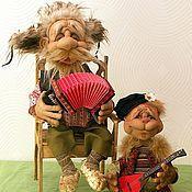 Куклы и игрушки handmade. Livemaster - original item Domovoi (Brownie) & Co. Handmade.