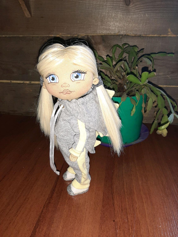 Интерьерная кукла, Портретная кукла, Ачинск,  Фото №1