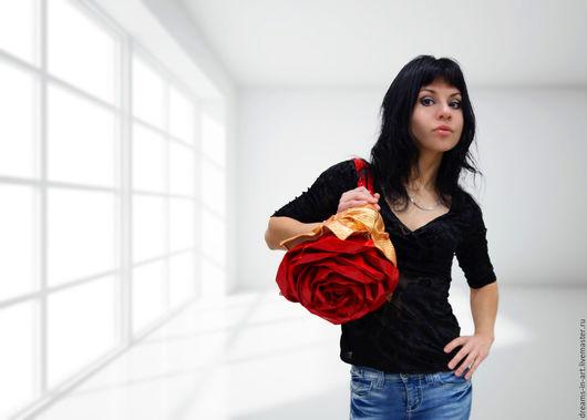 """Женские сумки ручной работы. Ярмарка Мастеров - ручная работа. Купить Эксклюзивная кожаная сумка """"Мадонна"""" (рамер maxi). Handmade."""