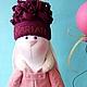 Игрушки животные, ручной работы. Зайка Mariam с воздушным шариком. Елена Володько. Интернет-магазин Ярмарка Мастеров. Зайка девочка