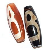Фен-шуй и эзотерика handmade. Livemaster - original item Tibetan JI Kubera Bead Magic beads. Nepal. Handmade.