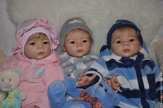Куклы-младенцы и reborn ручной работы. Ярмарка Мастеров - ручная работа. Купить Кукла реборн - Малыши для души.... Handmade.