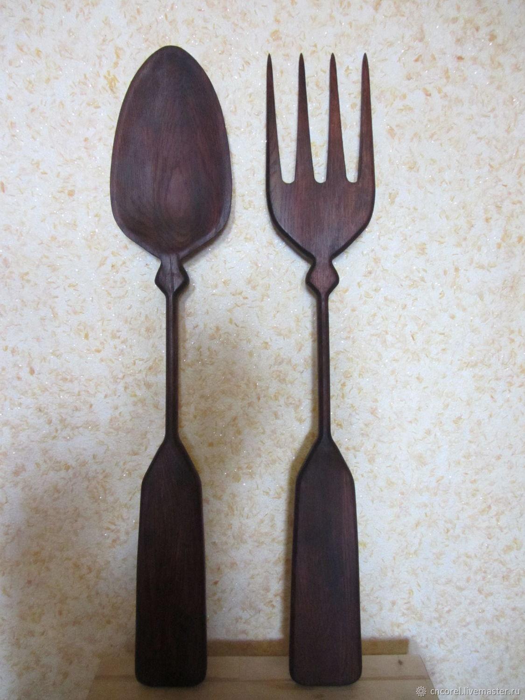 Ложка и вилка, Наборы посуды, Орел,  Фото №1