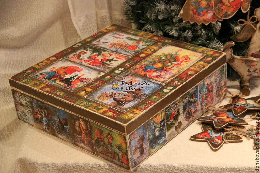 Купить новогодние советские открытки