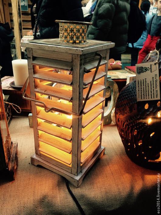 """Освещение ручной работы. Ярмарка Мастеров - ручная работа. Купить Настольная лампа """"Сакура"""". Handmade. Лампа, подарок на любой случай"""