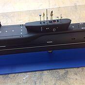 Сувениры и подарки ручной работы. Ярмарка Мастеров - ручная работа Модель подводной лодки. Handmade.