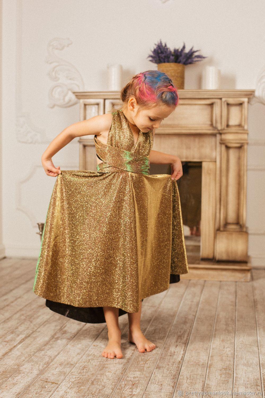 Платье-трансформер детский Даймонд, Платья, Москва,  Фото №1