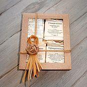 Косметика ручной работы. Ярмарка Мастеров - ручная работа Подарочный набор пробников натурального мыла из 4 штук. Handmade.