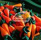 Order Props for games a Bed of carrots 10 PCs. clubanimatorov (clubanimatorov). Livemaster. . Props for animators Фото №3